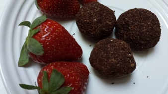 Chocolate Health Balls