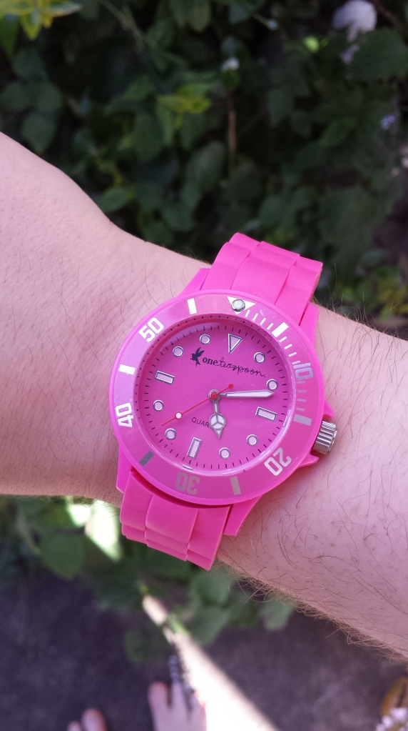 Gym Watch - Oneteaspoon - Bargain find for November